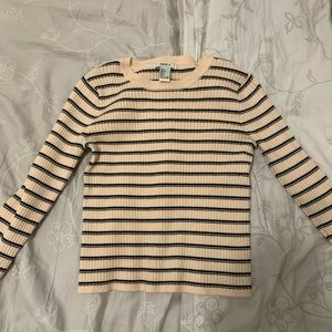 Striped Forever 21 Sweater